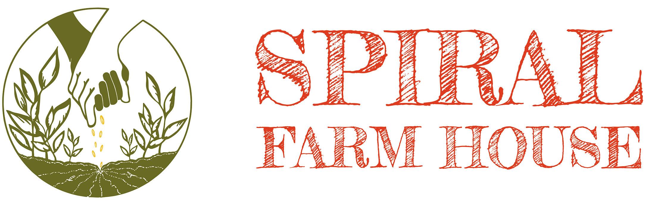 Spiral Farm House